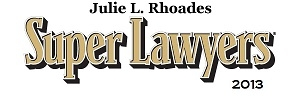 SuperLawyers_Julie Rhoades300