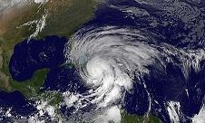 Sandy smashes East Coast
