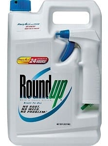 Roundup Cocktail threatens Monsanto