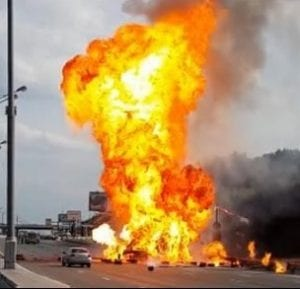 Gas Explosion