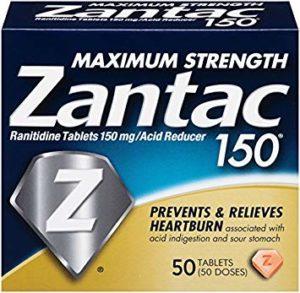 Zantac Recall Cancer Scare
